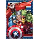 Polar Fleecedecke  100x140cm Marvel Avengers
