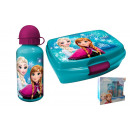 hurtownia Produkty licencyjne: Lunchbox z  Aluminium Bottle Disney frozen