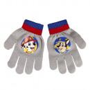 Großhandel Handschuhe: Winterhandschuhe 15x7,5cm Paw Patrol