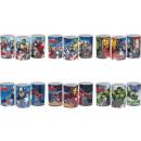 Spardose 6-fach sortiert Marvel Avengers