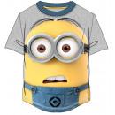 T-Shirt 2-fach sortiert 3-8 Jahre sortiert Minion