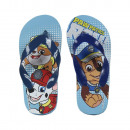 grossiste Articles sous Licence: Flip flops taille  24-33 assorti Paw Patrol