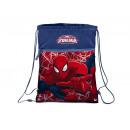 Bolsas de deporte 30x34cm Marvel Spiderman
