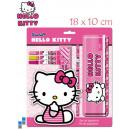 mayorista Artículos con licencia: Escritura de 6  piezas de Hello Kitty