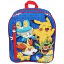 Großhandel Rucksäcke: Rucksack 35cm mit Schreibwaren Pokemon