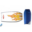wholesale Aquatics: Surfboard from  wood Professional XPE 104cm Ass Des