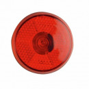 Round light clip with battery ø 5cm
