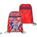 Bolsas de deporte Patchwork Disney Minnie 30x40cm
