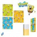 Papier d'emballage 200x70cm Spongebob SquarePa