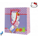 Geschenktasche  11x14cm S Hello Kitty Fruity