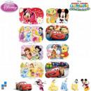 Set de table 45x30cm Transparent p / p Disney trié