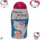 Shampoing et gel  douche 300ml 18cm Bonjour Kitty