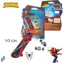 Finger Skateboard Spiderman