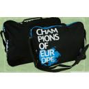 Bolsos de hombro de la UEFA Champions League 38cm