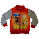 Sweatshirt veste taille 2-8 ans Paw Patrol