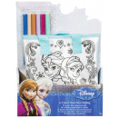 wholesale Licensed Products: Bag to be painted  with pins Disney frozen