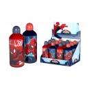 Aluminium Trinkflasche 500ml Marvel Spiderman