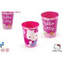 Plastik Trinkbecher 260ml Hello Kitty