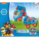 Roller skates with 4 wheels Paw Patrol