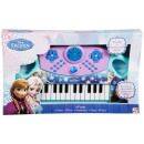 The grand piano  with features Disney frozen