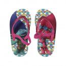 wholesale Shoes: Flip flops size  26-35 assorted Trolls
