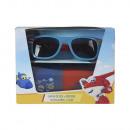 Sonnenbrille mit Etui Super Wings