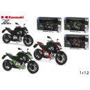 wholesale Models & Vehicles: Kawasaki Z800  Model 3 assorted 1:12
