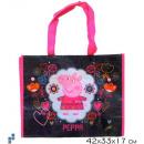 Shopping Bag Peppa Pig 42x33x17cm