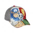 Premium Caps Größe 52-54 sortiert Marvel Avengers