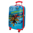 wholesale Licensed Products: Travel suitcase  trolley 55cm ABS 4 Wheels Paw Patr
