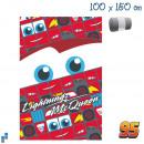 Polaire couverture 150x100cm Disney Cars