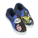 Canvas shoes size 28-35 sorted Star Wars