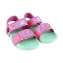 wholesale Shoes: Sandals EVA Size  24-31 assorted Trolls