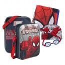 Schwimmbad Set 4-teilig Marvel Spiderman