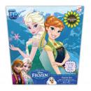 wholesale Puzzle: 3D Puzzle 4 x  24-piece Disney frozen