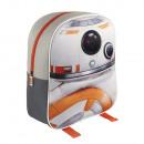 mayorista Artículos con licencia: Mochila 3D EVA 31cm Star Wars