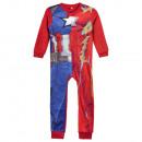 Großhandel Nachtwäsche: Pyjama Größe 4-8  Jahre Captain America