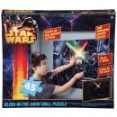 Wandpuzzle 72x48cm leuchtend Star Wars
