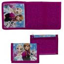 Geldbörse 24x12cm Disney Frozen