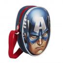 Bolsos de hombro 3D EVA 18cm Marvel Avengers