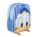 Großhandel Rucksäcke: Rucksack 3D EVA 31cm Donald