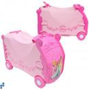 Reisekoffer / Sitz-Trolley - Disney Princess