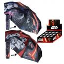 Regenschirm 2-fach sortiert 48cm Star Wars