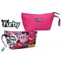 Bolso cosmético 20cm Furby
