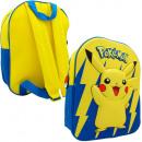 Großhandel Rucksäcke: Rucksack 3D EVA  33cm Pokemon Pickachu