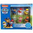 3D Puzzle Erasers 6-piece Paw Patrol