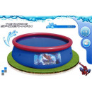 wholesale Garden & DIY store: Inflatable  swimming pool  Ø244x66cm 2300 L: ...