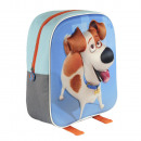 Backpack 3D EVA  31cm The Secret Life of Pets