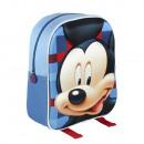 Rucksack 3D EVA 31cm Disney Mickey