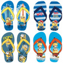 Tongs 4 taille assortie 27-34 Minion
